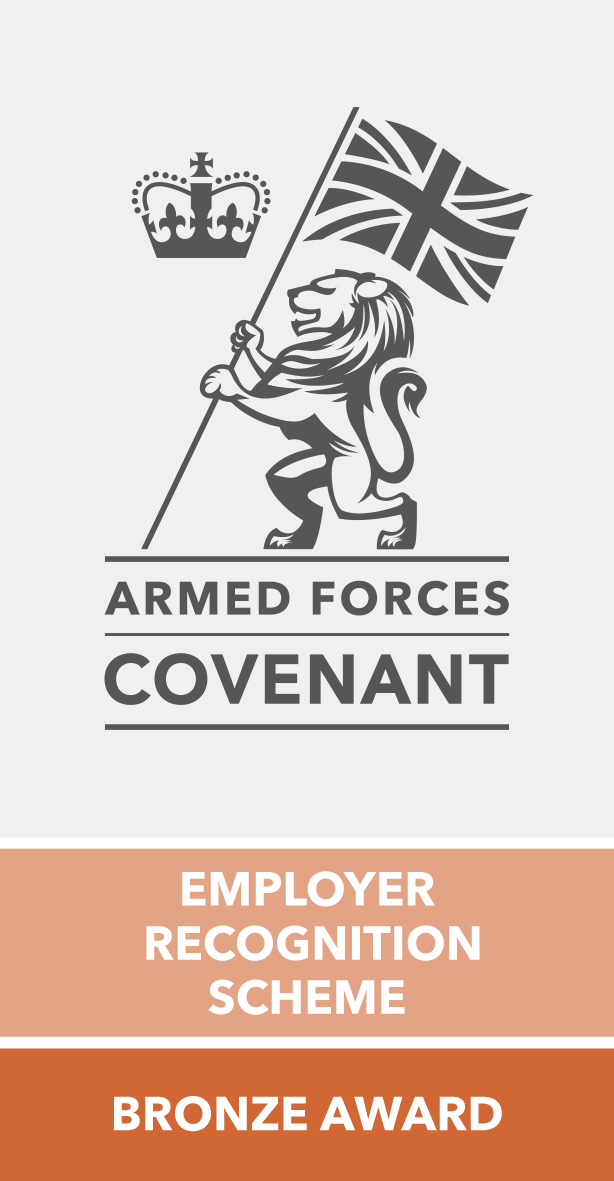 BAR Associates is a member of the Armed Forces Covenant